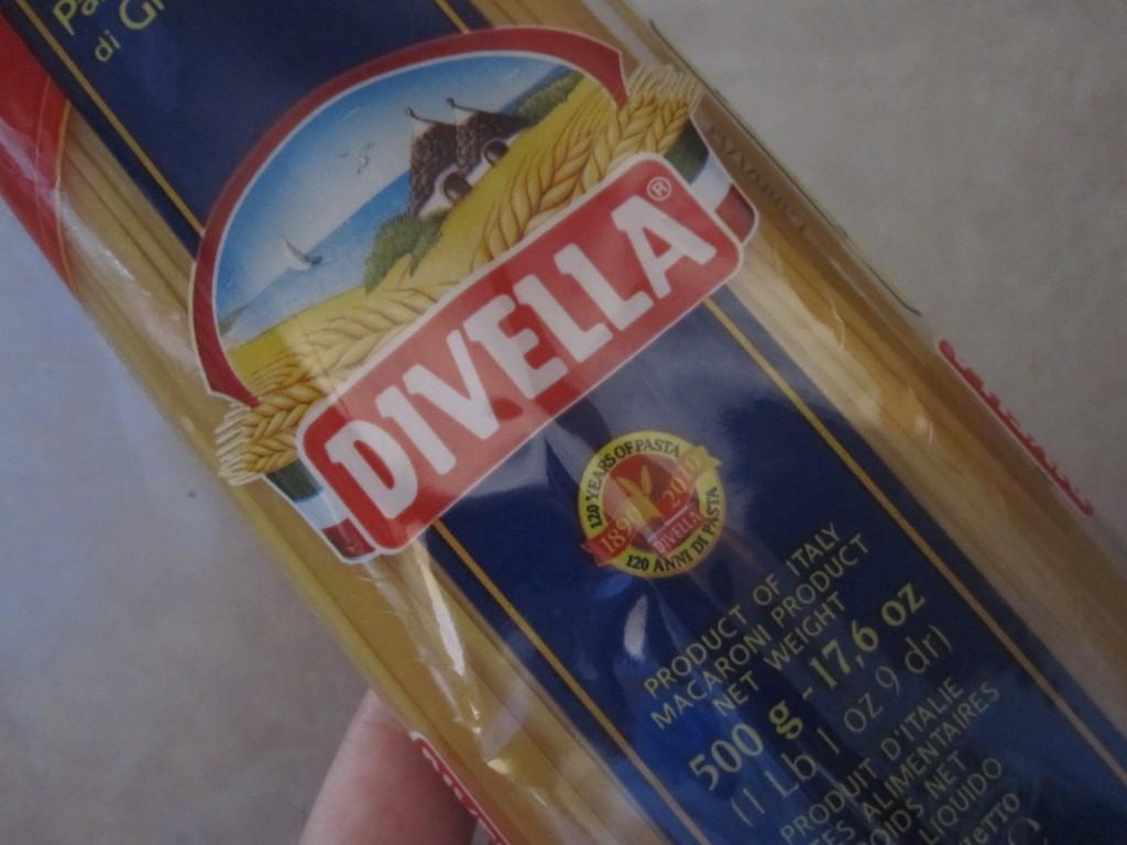 (Divella)ディヴェッラ パスタ麺