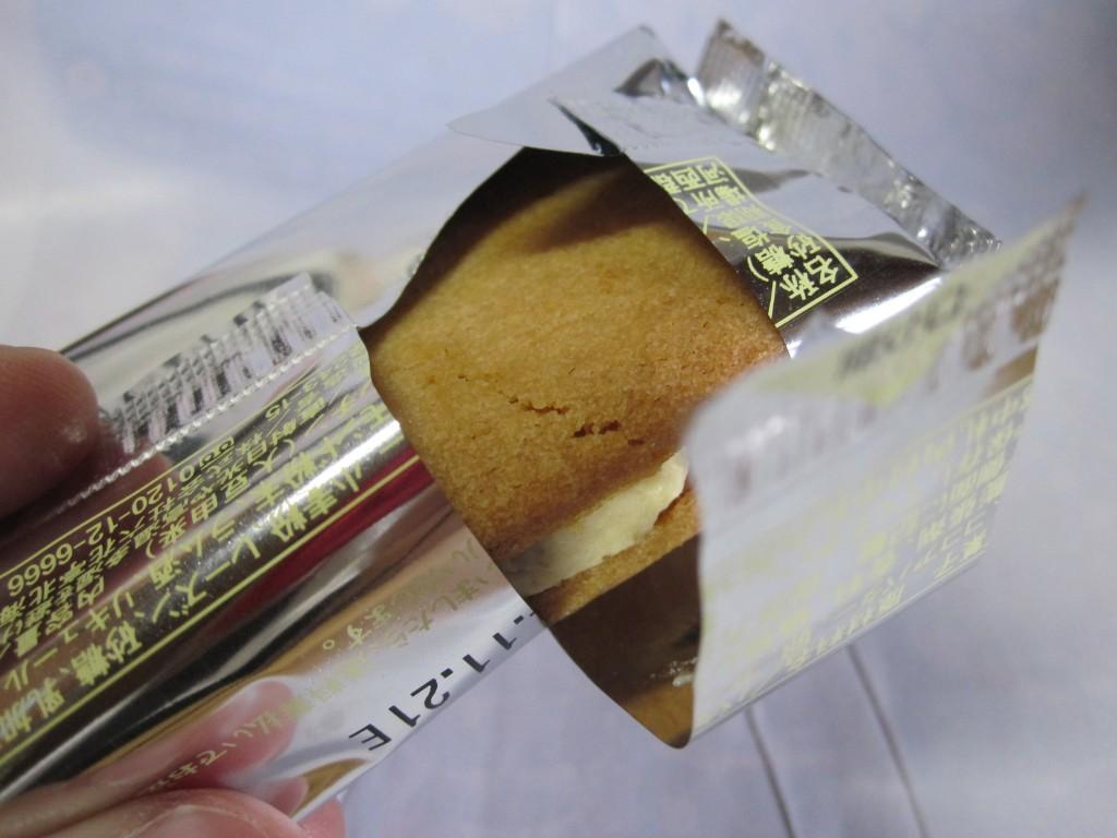 北米産小麦粉でつくったビスケット
