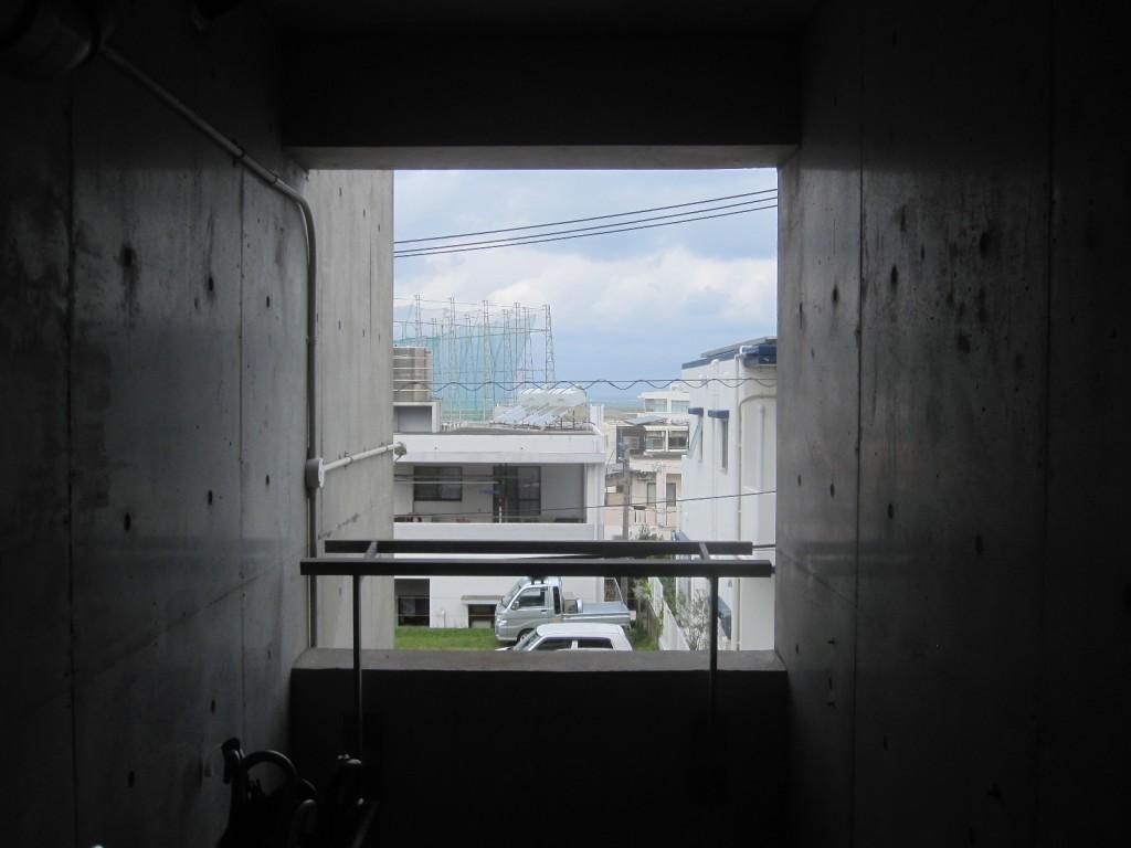 入り口からの眺め