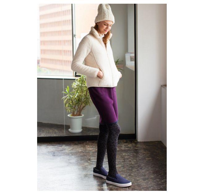 UNIQLOの洋服アイテムを着用したスタイルング見本