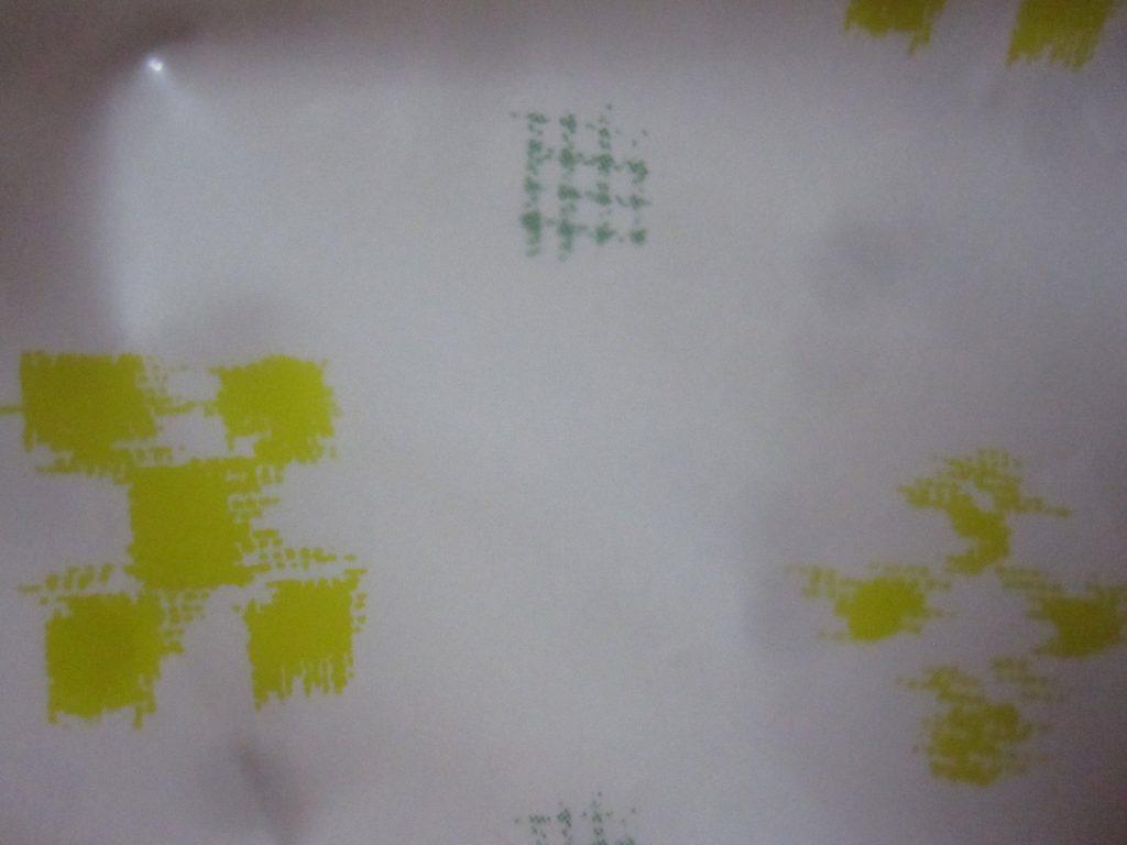 包装袋には沖縄伝統織物でも見られるミンサー柄が配置されている