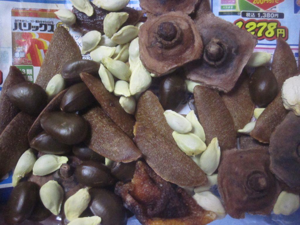 野菜や果物フルーツを食べた後に残るタネ・種子は捨てずに保管しておく