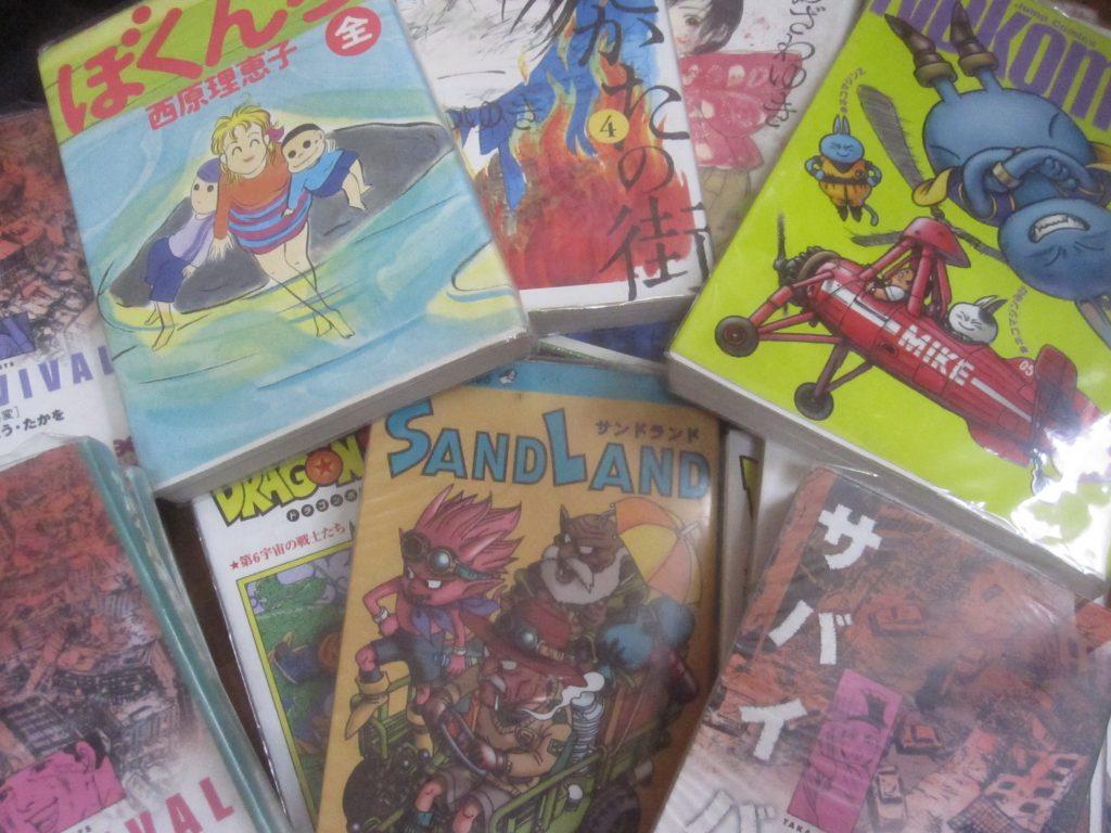 鳥山明(著)ネコマジン、SAND LANDなどの漫画COMIC