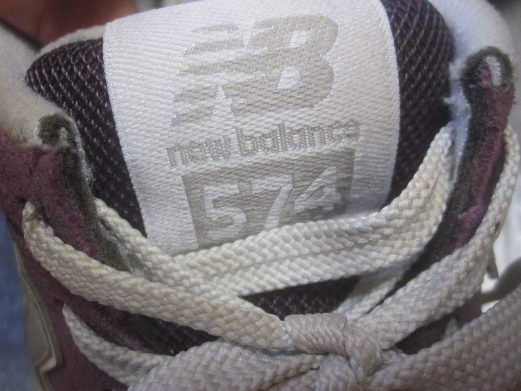 安価で手軽に手に入る靴「NEW BALANCE 574シリーズ」