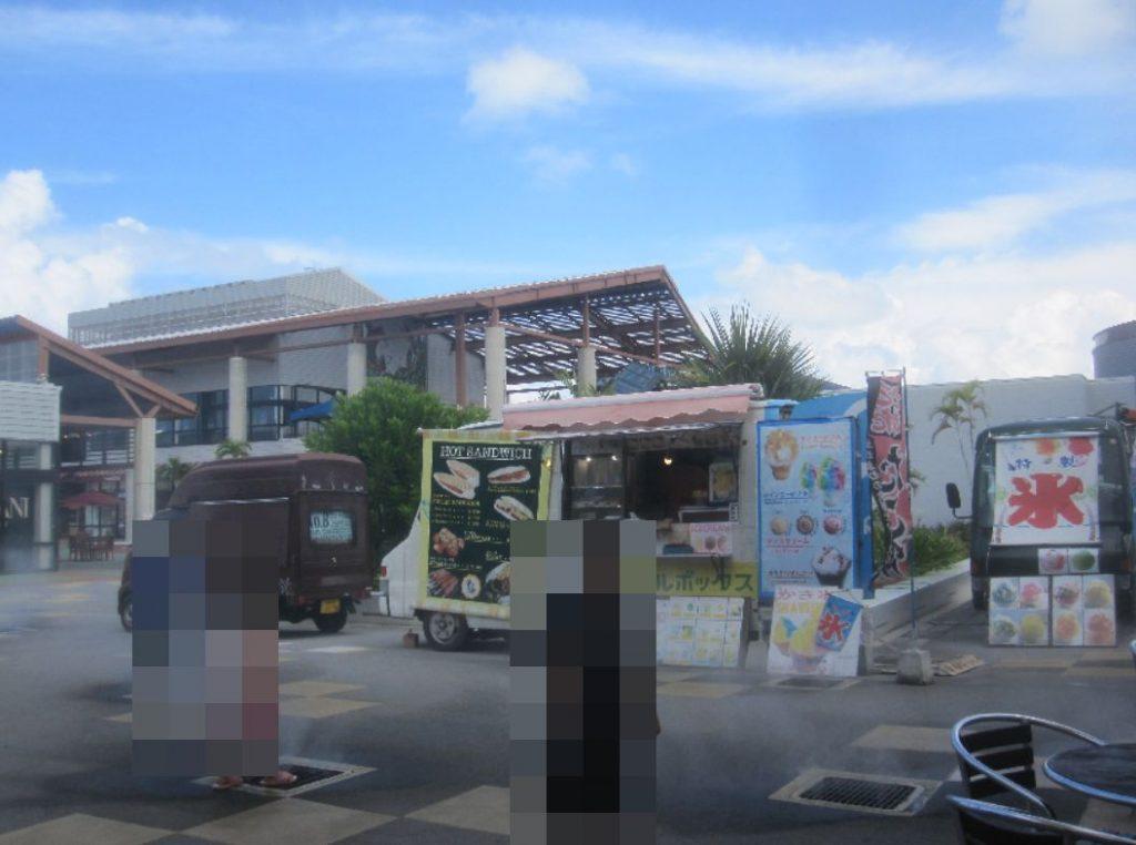 豊見城市にある沖縄アウトレットモールあしびなー