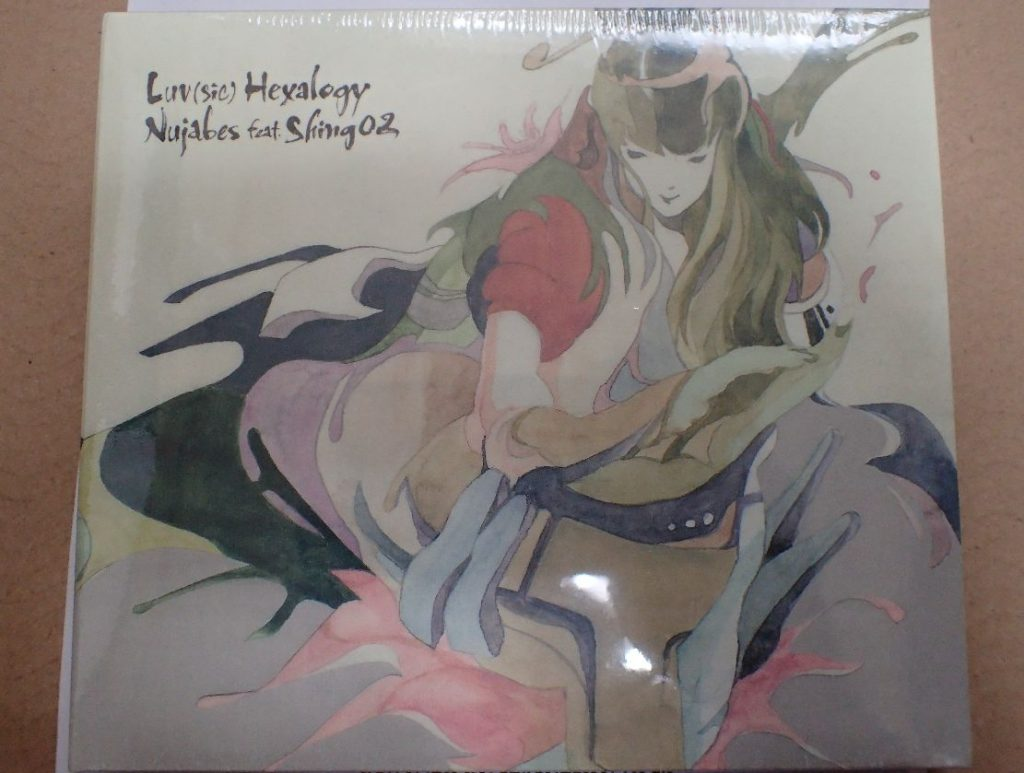 Nujabes × Shing02「Luv(sic)」完全盤 Hexalogy