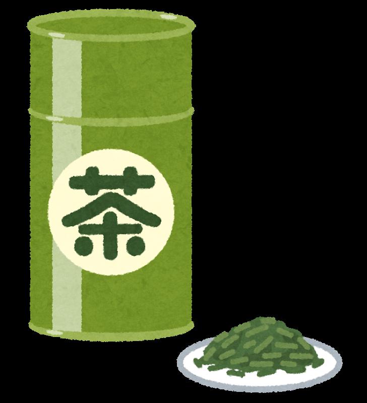 お茶のイラスト(かわいいフリー素材集いらすとや)