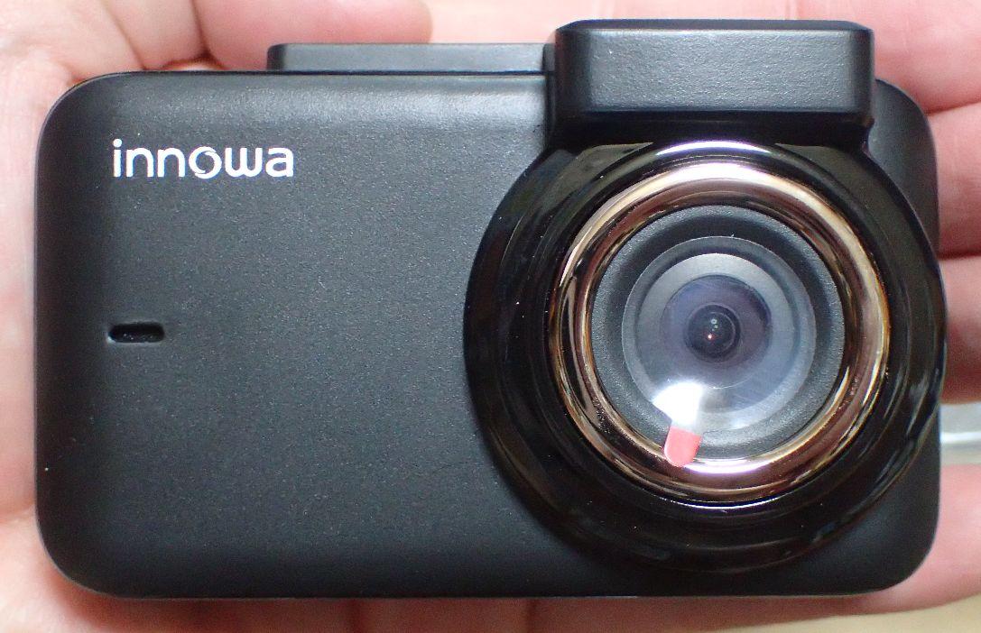 innowa Journey Plusカメラ本体機器は手のひらサイズ