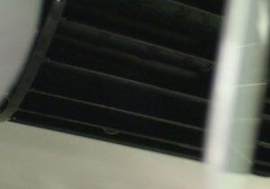 エディオン エアコンクリーニング(内部洗浄)後の写真