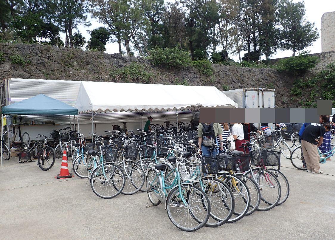 伊江島レンタサイクル(自転車)
