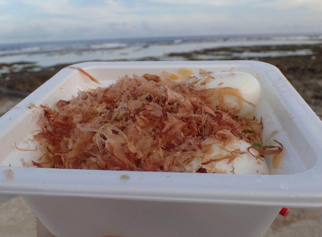 海で食べる沖縄チャンプルー焼きそば ※トッピング