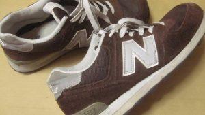 new balance(ニューバランス)の靴底・ソール剥がれ修理!強力ボンドの接着剤で直せるか?